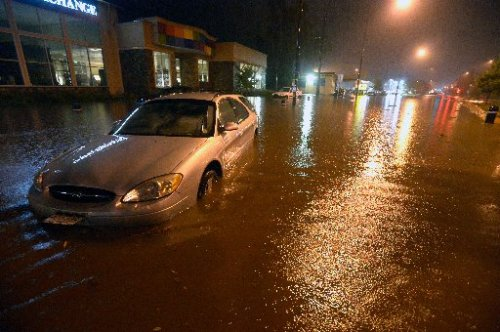 How to avoid buying a flood damaged car